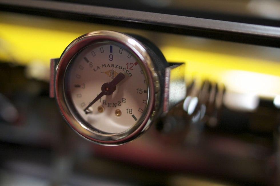 Custom La Marzocco GS2 Espresso Machine