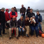 Woodard Bay Restoration Volunteer Day 2013
