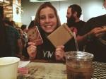 Macy won some Craft Coffee!