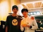 Hiroshi with #TNTJP winner Yusuke Ota.